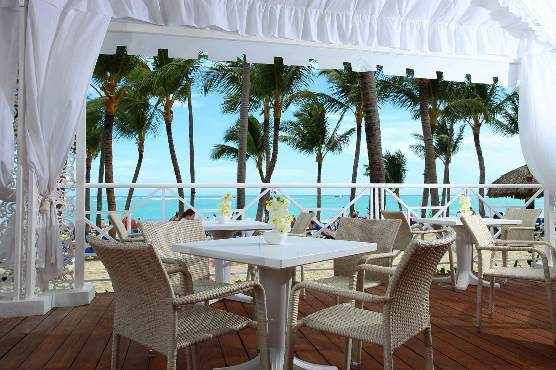 Grand Bahia Principe Bavaro Punta Cana Ambar Green Resort Restaurants Bars